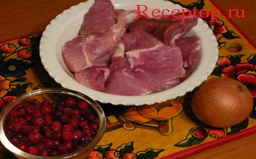 на фото свинина порционная для жарки